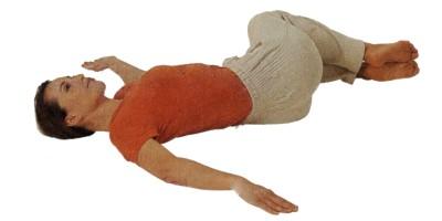 упражнения для устранения жира на животе
